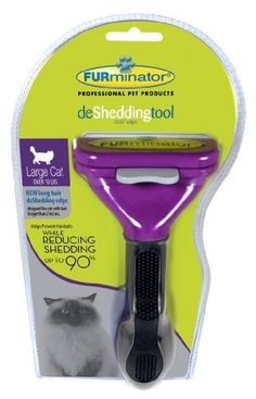 FURminator Long Hair deShedding Tool for Large Cats: http://www.amazon.com/FURminator-Long-Hair-deShedding-Large/dp/B0040QS3PO/?tag=booknowtouri-20
