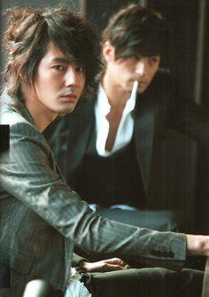Jo In-sung and Joo Jin-mo