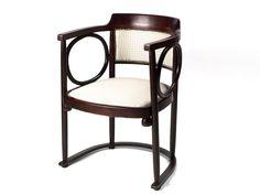 'Fledermaus' Chair by Josef #Hoffmann, Austria, around 1905