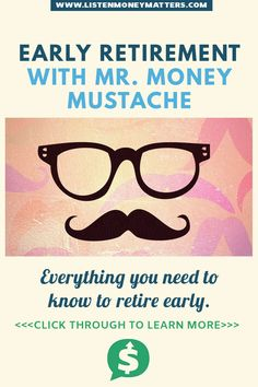 An Amazing Interview on Early Retirement with Mr Money Mustache Preparing For Retirement, Retirement Advice, Investing For Retirement, Happy Retirement, Retirement Cards, Investing Money, Retirement Planning, Retirement Countdown, Retirement Savings