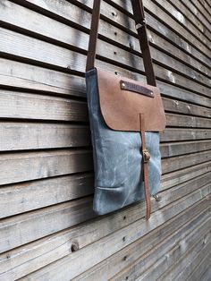 Father's day/midseason special waxed canvas day by treesizeverse, $98.00