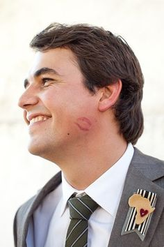 Non-Floral Boutonnieres Your Groom Will Love
