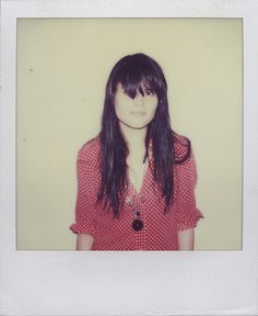 the kills . discount other alison mosshart sites formspring i do not claim ownership of. Sx 70 Film, Polaroid Instax, Alison Mosshart, Personal Photo, Style Me, T Shirts For Women, Polaroids, Pretty, People