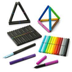 Office & School Supplies Desk Accessories & Organizer Constructive 1 Pcs Pen Holders Simple High Quality Ps Hexagonal Pencil Holders Pen Stand Office Accessories