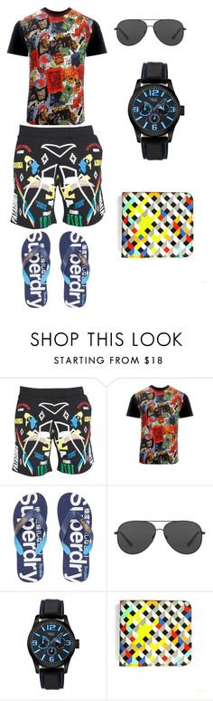 """""""male colorful collection"""" by zbanapolyvore ❤ liked on Polyvore featuring Marcelo Burlon, Vivienne Westwood Man, Superdry, Michael Kors, Tovi Sorga, men's fashion and menswear"""