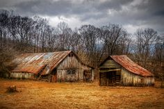 Crossville, Tennessee Barn