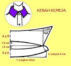 Dress Sewing Patterns, Sewing Patterns Free, Sewing Tutorials, Clothing Patterns, Sewing Hacks, Sewing Diy, Collar Pattern, Bra Pattern, Sewing Collars