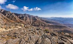 Jebel Harim - Oman