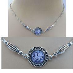 Silver Celtic Dragon Strand Necklace Jewelry Handmade NEW adjustable Fashion #Handmade #Pendant https://www.ebay.com/itm/162804237980