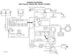electrical diagram for john deere z445 bing images john deere rh pinterest com John Deere Z445 Service Manual John Deere 455 Wiring-Diagram