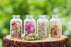 How To Make Herbal Tinctures To Relieve Anxiety, Beat Pain & Improve Sleep