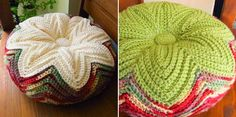 "Képtalálat a következőre: ""perchica. Cute Crochet, Irish Crochet, Knit Crochet, Crochet Hats, Crochet Basics, Crochet Stitches, Crochet Patterns, Crochet Cushions, Crochet Pillow"
