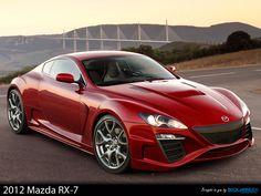 2012 Mazda RX-7