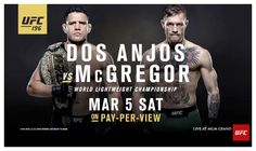 Dos Anjos vs McGregor is Confirmed on UFC assume that when you read this Ufc 196, Pay Per View, New Details, Inevitable, Gq, Reading, Youtube, Cards