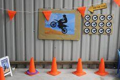 Dirt Bike Themed Birthday Party Follow us to http://racdaynews.com