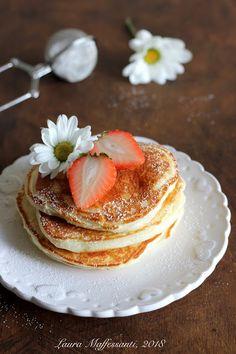 pancakes light senza burro