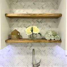 Pipe Shelves, Kitchen Shelves, Storage Shelves, Floating Shelves, Shelving, Reclaimed Wood Shelves, Wood Shelf, Rustic Shelves, Farmhouse Style