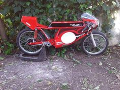 Vintage Moped, 50cc, Motorcycles, Racing, Mini, Classic, Motorbikes, Running, Derby