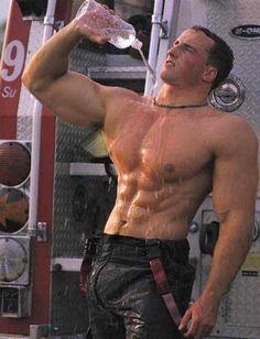 Fireman! ~ Ugh, yeah he is fire....