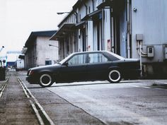 AMG 300 E 6.0 Worldwide (W124) '1987–91