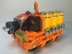 Jump Truck   by Octopunk