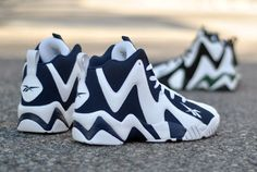 online store 0a8e2 ad91b Reebok Kamikaze II « All Star » Nike Leggings, Classic Sneakers, Fresh  Kicks,