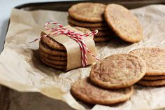 Tasty Kitchen Blog: Specudoodles, from Emily of The Blonde Buckeye