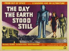 The Day the Earth Stood Still 1951  HD Wallpaper From Gallsource.com