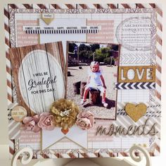 Layout created using Teresa Collins Life Emporium Collection. More details available at www.keepsakesinthemaking.blogspot.co.uk www.thecraftzboutique.com
