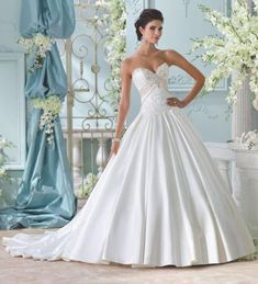 David Tutera - Heloise - 116200 - All Dressed Up, Bridal Gown - Mon Cheri - - Wedding Gowns Dresses Chattanooga Hixson Shops Boutiques Tennessee TN Georgia GA MSRP Lowest Prices Sale Discount Mon Cheri Wedding Dresses, Mon Cheri Bridal, Dream Wedding Dresses, Bridal Dresses, Wedding Gowns, Bridesmaid Dresses, Tulle Wedding, Wedding Bouquet, Spring Wedding