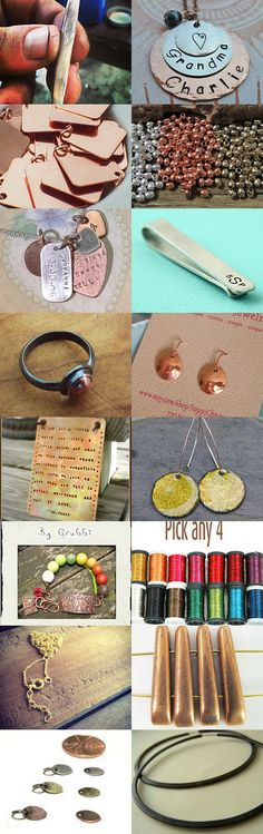 My  Copper Reward by JK Imprints on Etsy--Pinned with TreasuryPin.com