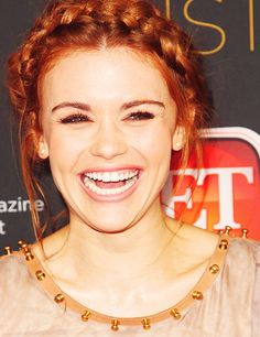 holland roden her smiles:D