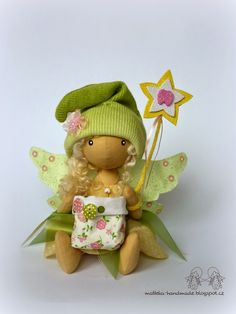 hand made by matteka: Tooth Fairy