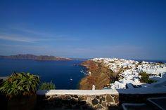 Βίλα στην Σαντορίνη - Villa in Santorini - Вилла на острове Санторини