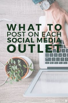 Need ideas for what to post on your social media profiles? Chloe West's article