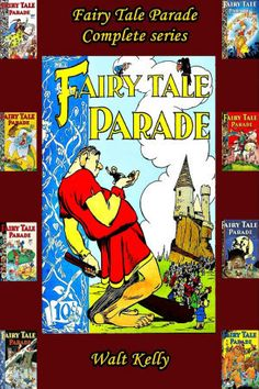 Fairy Tale Parade was first published, by Dell Publishing Co., in June 1942 and it ran for 9 issues until November 1944. The series is now critically acclaimed primarily as it showcases work by a true comic book great Walt Kelly. Kelly had recently left Walt Disney Studios and it was Walt Disney ...
