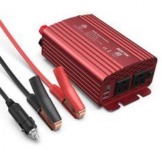1500w Car Power Inverter Dc12v To Ac110v Inverter Dual Usb Charger Converters# Elegant Appearance Wechselrichter