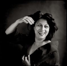 Anna Magnani, 1953, photo by Richard Avedon
