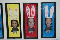 les portemanteaux : tous déguisés en Simon... Petite Section, Easter Crafts, Superhero, Education, Cycle 1, Albums, Short Stories, Nursery School, The Mitten