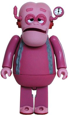 Frankenberry Kubrick says agh! OR SOMETHING ALONG THOSE LINES...not a direct quote!