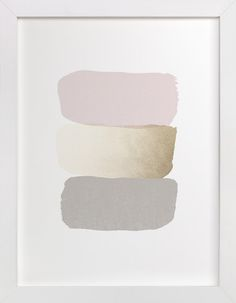 Reach by Carrie ONeal at minted.com. This reminds me of Mark Rothko.