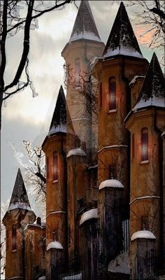 Magical ...Lychakivs'kyi, Ukraine