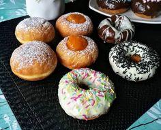Fánk gluténmentesen Doughnut, Food, Meals, Yemek, Eten