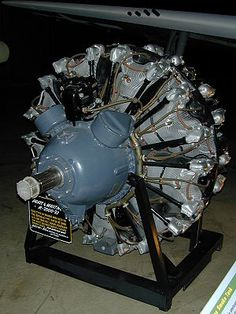 Pratt & Whitney R-2800 Engine, powered the Douglas A-26 / B-26 Invader