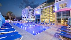 The Sealife Family Resort Hotel offers comfort and convenience whether you're on business or holiday in Antalya. The hotel offers a wide range of amenities and perks to ensure you have a great time. To be found at the hotel are room se Family Resorts, Hotels And Resorts, Best Hotel Deals, Best Hotels, Best Holiday Deals, Hotels In Turkey, Turkey Holidays, All Inclusive