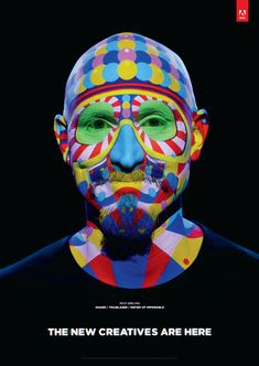 Adobe - The new creatives are here: Mick Ebeling