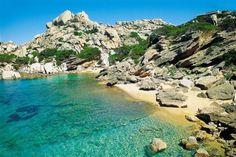 Capo Testa, Sardegna, Italy