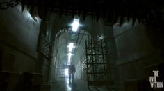"""The Evil Within"" New Concept Art"