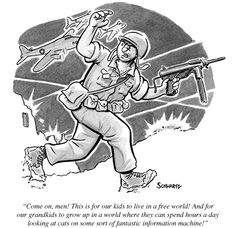 Cartoons from the Issue of February 3rd, 2014 : The New Yorker