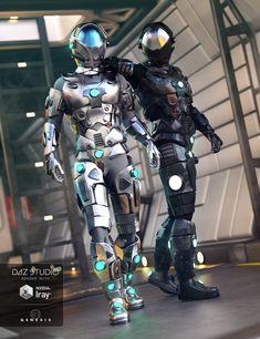 Galactic Armor G3M